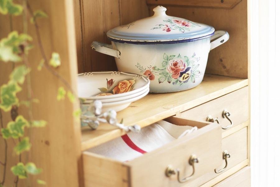 フランスアンティーク皿